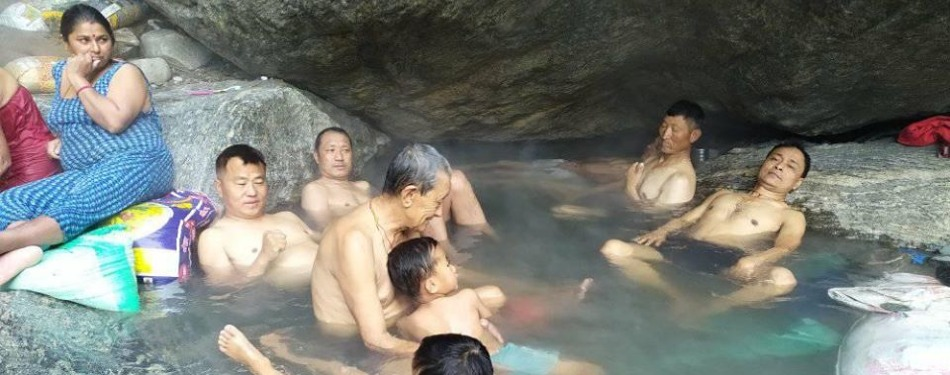 Famous hot springs in Sikkim which you should visit