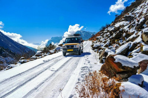 3 Days North Sikkim Sharing Tour Package