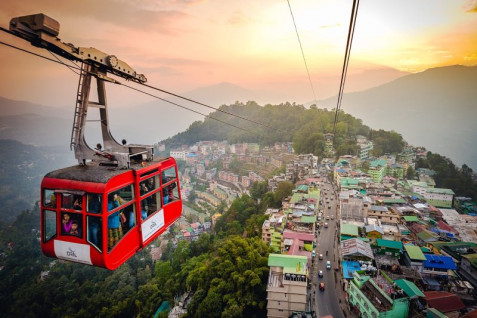 5 Days Scenic Gangtok Darjeeling Tour
